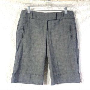 Speechless Bermuda shorts cuffed 3 EUC gray grey